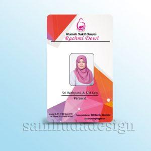 Id card Karyawan Eksklusive